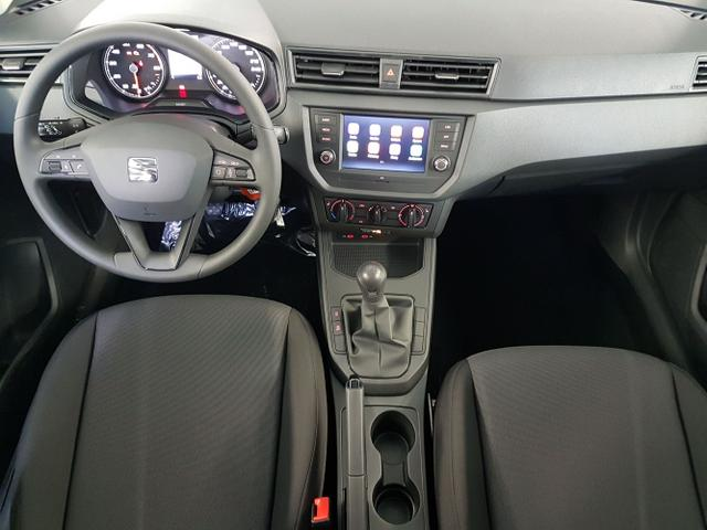 Seat / Arona / Schwarz /  /  / WLTP 1.0 TSI 70kW / 95PS