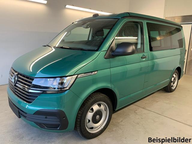 Volkswagen California 6.1 - Beach Tour 2.0 TDI SCR 4Motion BMT 110kW / 150PS