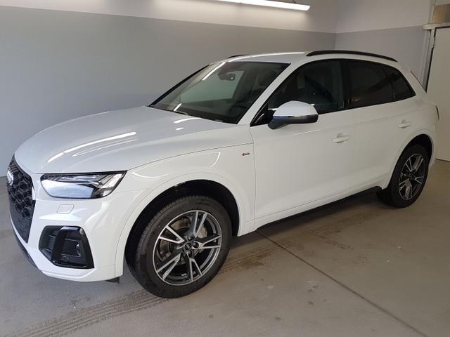 Kurzfristig verfügbares Fahrzeug, wird im Auftrag des Bestellers importiert / beschafft Audi Q5 - S line GVL 36 Mon. 40 TDI tronic quattro 150kW / 204PS