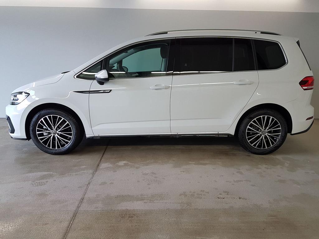 Volkswagen / Touran / Weiß /  /  / WLTP - 1.5 TSI DSG 110kW / 150PS