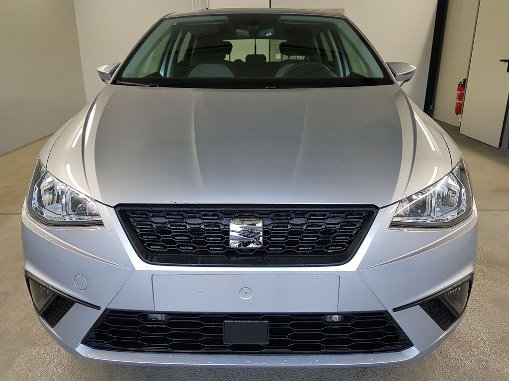 Seat / Ibiza / Silber /  /  / WLTP 1.0 TSI 81kW / 110PS