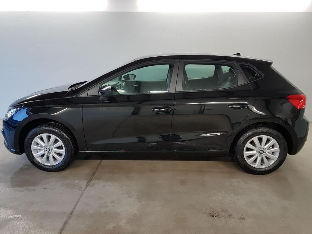 Seat / Ibiza / Schwarz /  /  / WLTP 1.0 TSI 81kW / 110PS
