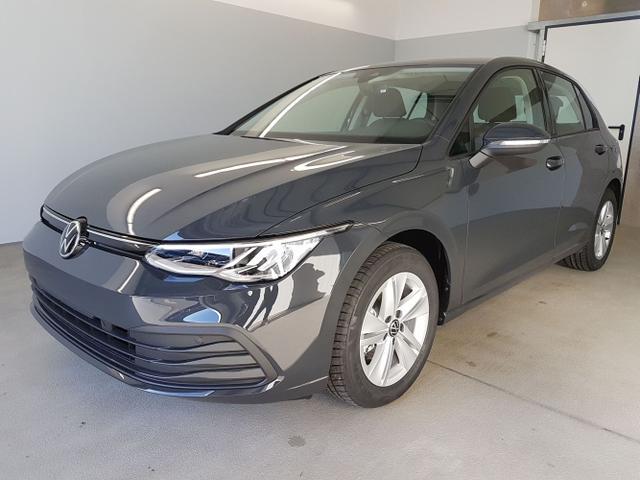 Kurzfristig verfügbares Fahrzeug, wird im Auftrag des Bestellers importiert / beschafft Volkswagen Golf - Life WLTP 1.0 eTSI 81kW / 110PS