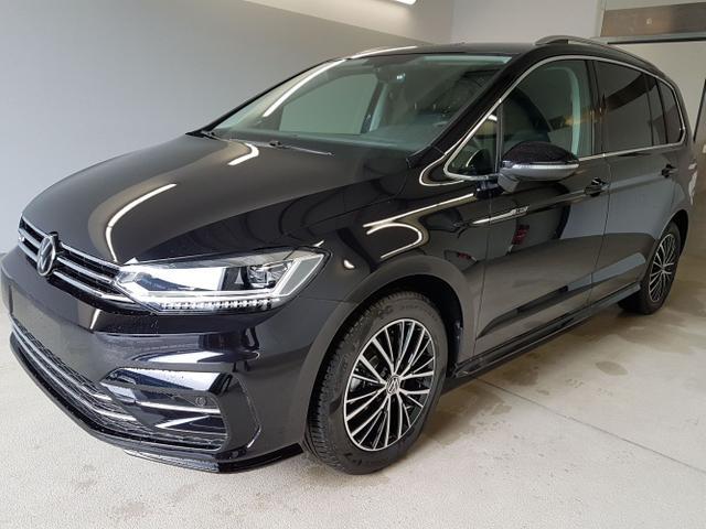 Kurzfristig verfügbares Fahrzeug, wird im Auftrag des Bestellers importiert / beschafft Volkswagen Touran - Highline R-Line WLTP - 1.5 TSI 110kW / 150PS