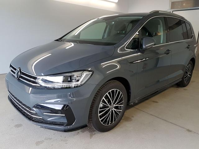 Kurzfristig verfügbares Fahrzeug, wird im Auftrag des Bestellers importiert / beschafft Volkswagen Touran - Highline R-Line WLTP - 1.5 TSI DSG 110kW / 150PS