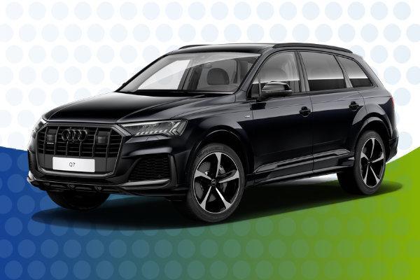Audi Q7 EU-Neuwagen