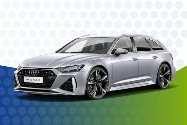 Audi RS6 Avant EU-Neuwagen