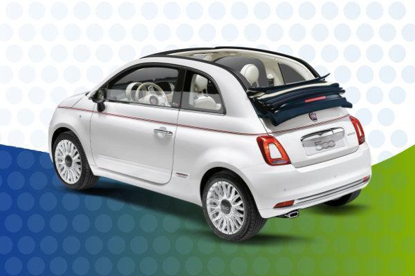 Fiat 500C EU-Neuwagen
