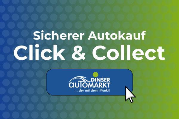 Click & Collect bei Automarkt Dinser
