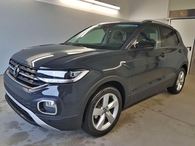 Kurzfristig verfügbares Fahrzeug, wird im Auftrag des Bestellers importiert / beschafft Volkswagen T-Cross - Style WLTP 1.0 TSI DSG 81kW / 110PS