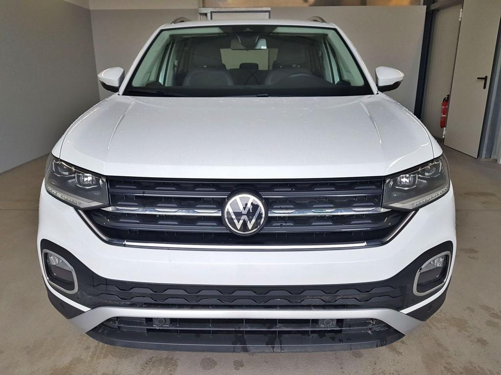 Volkswagen / T-Cross / Weiß /  /  / WLTP 1.0 TSI DSG 81kW / 110PS