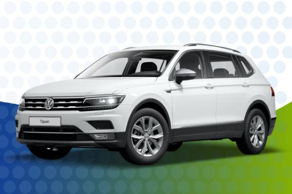 Volkswagen Tiguan EU-Neuwagen