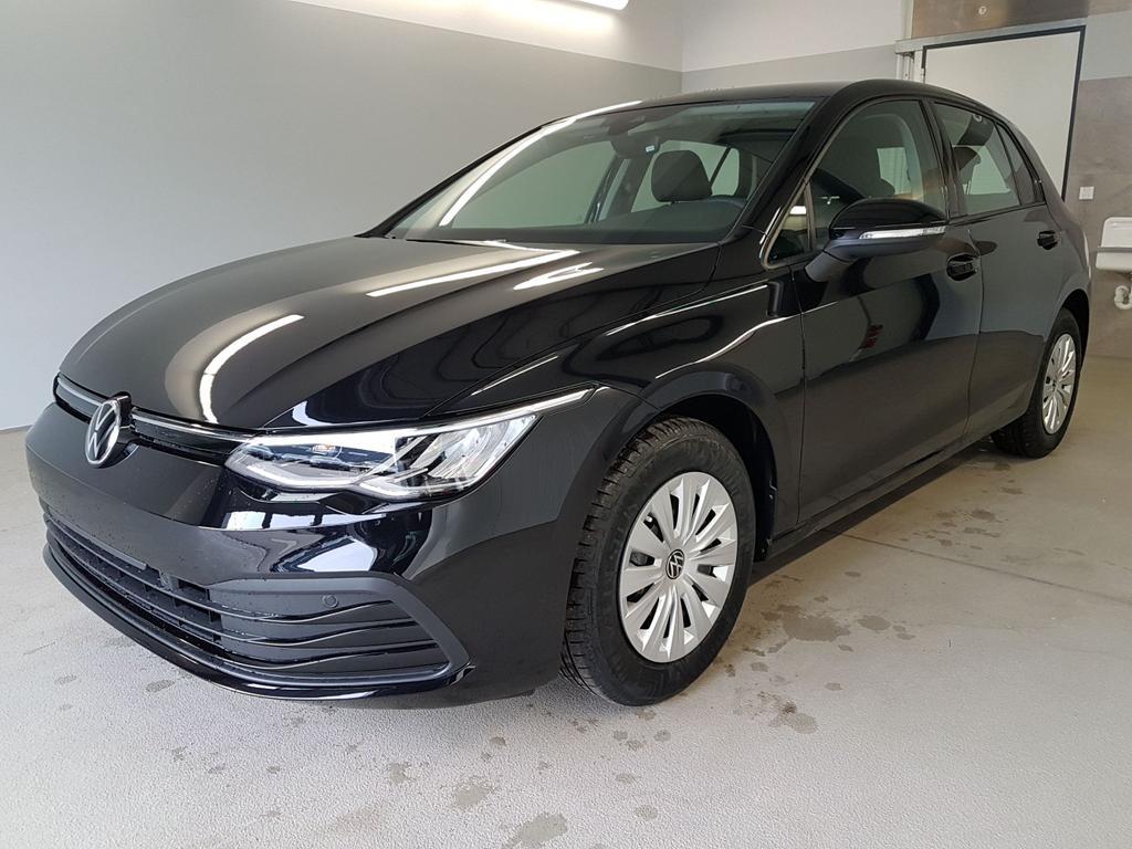 Volkswagen / Golf / Schwarz /  /  / WLTP 1.0 TSI 81kW / 110PS