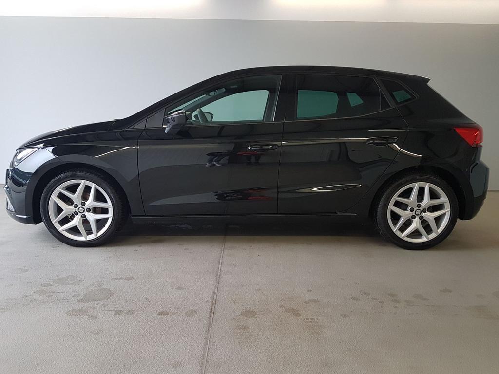 Seat / Ibiza / Schwarz /  /  / WLTP 1.0 TSI 70kW / 95PS