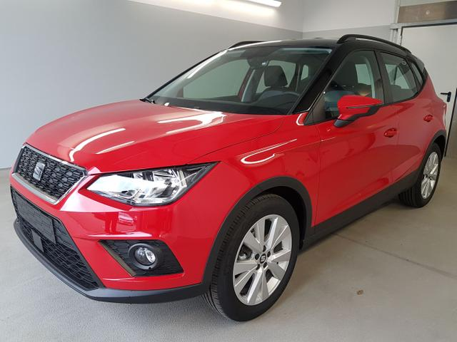 Kurzfristig verfügbares Fahrzeug, wird im Auftrag des Bestellers importiert / beschafft Seat Arona - Style WLTP 1.0 TSI DSG 81kW / 110PS