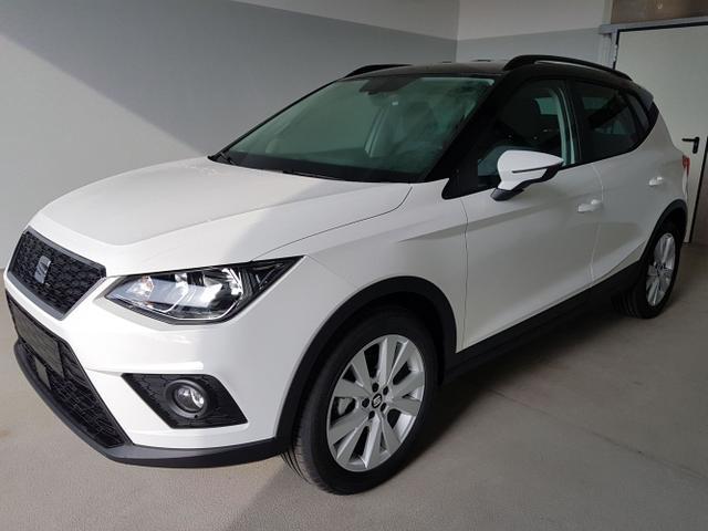 Kurzfristig verfügbares Fahrzeug, wird im Auftrag des Bestellers importiert / beschafft Seat Arona - Style WLTP GVL 36 Monate 1.0 TSI DSG 81kW / 110PS