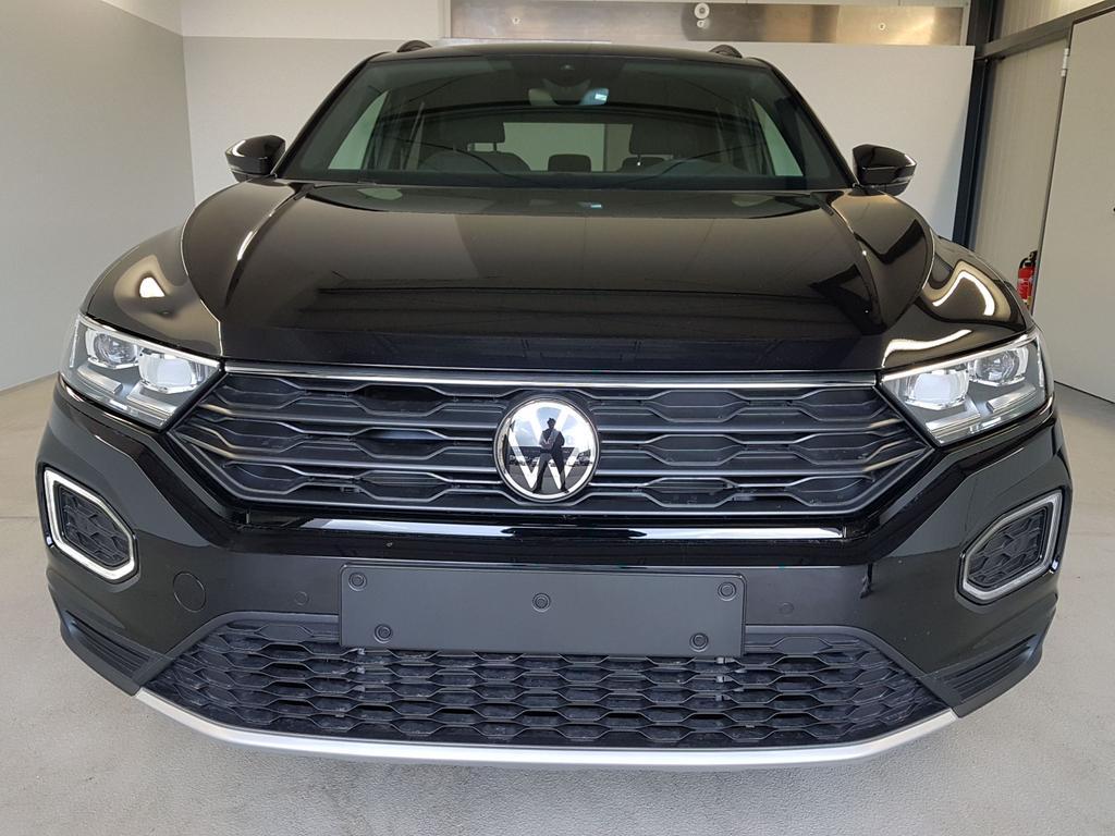 Volkswagen / T-Roc / Schwarz /  /  / WLTP 1.5 TSI 110kW / 150PS