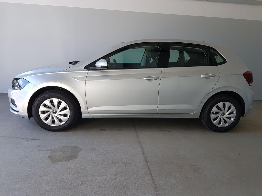 Volkswagen / Polo / Silber /  /  / WLTP 1.0 TSI 70kW / 95PS