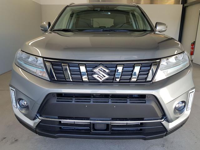 Suzuki / Vitara / Grau /  /  / WLTP 1.4 Boosterjet Hybrid ALLGRIP 95 kW / 129PS