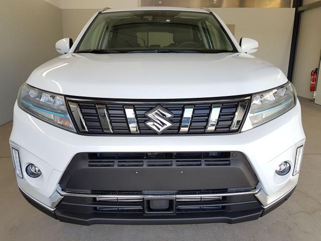 Suzuki / Vitara / Weiß /  /  / WLTP 1.4 Boosterjet Hybrid ALLGRIP 95 kW / 129PS