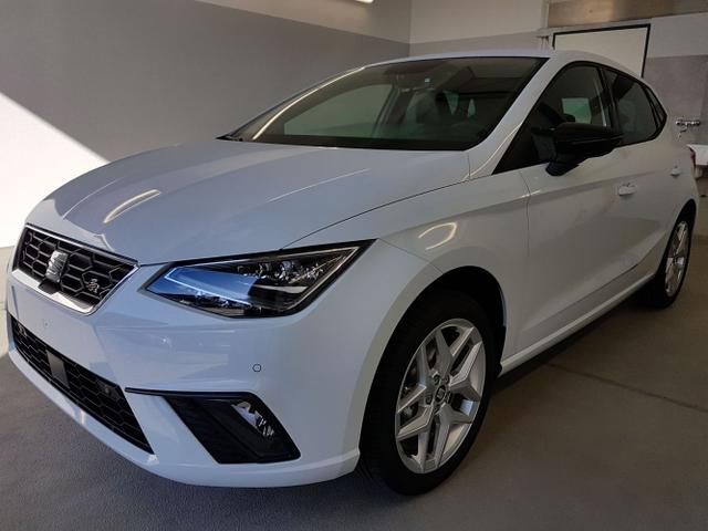 Lagerfahrzeug Seat Ibiza - FR WLTP 1.0 TSI 70kW / 95PS