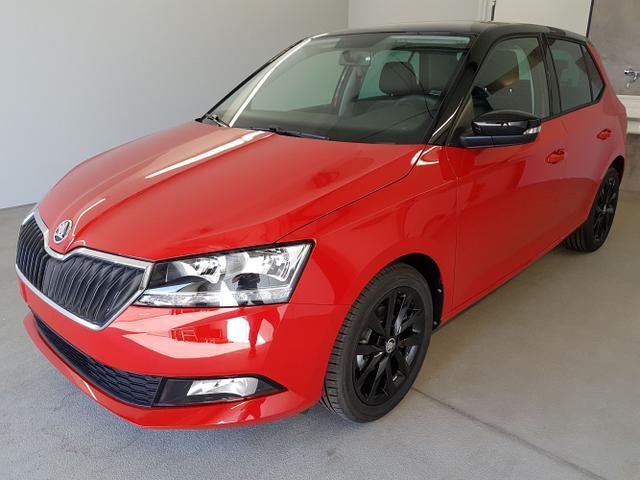 Kurzfristig verfügbares Fahrzeug, wird im Auftrag des Bestellers importiert / beschafft Skoda Fabia - Ambiente WLTP 1.0 TSI 70kW / 95PS