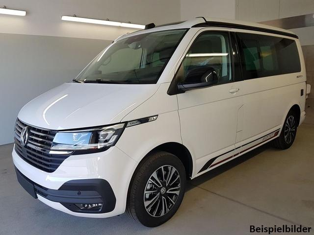Volkswagen California 6.1 - Beach Camper Edition WLTP 2.0 TDI SCR BMT 110kW / 150PS