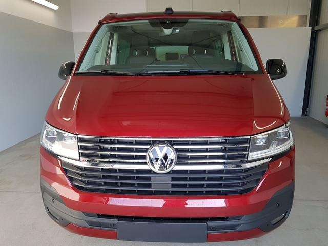 Volkswagen California 6.1 - Beach Tour Edition WLTP 2.0 TDI DSG SCR 4Motion BMT 110kW / 150PS