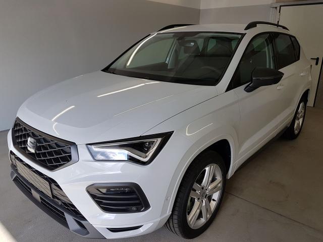 Kurzfristig verfügbares Fahrzeug, wird im Auftrag des Bestellers importiert / beschafft Seat Ateca - FR 1.5 TSI DSG 110kW / 150PS