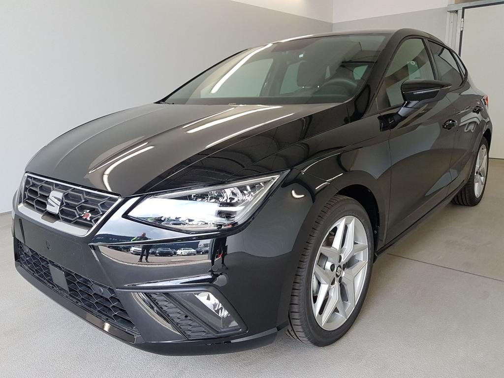 Seat / Ibiza / Schwarz /  /  / GVL 36 Mon. WLTP 1.5 TSI DSG 110kW / 150PS