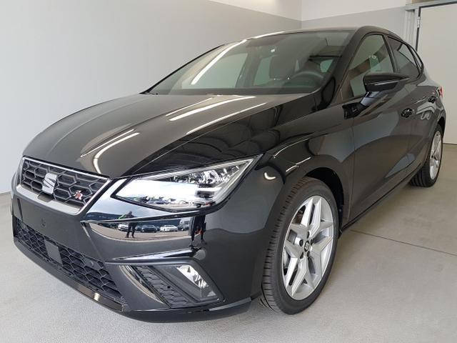 Kurzfristig verfügbares Fahrzeug, wird im Auftrag des Bestellers importiert / beschafft Seat Ibiza - FR GVL 36 Mon. WLTP 1.5 TSI DSG 110kW / 150PS