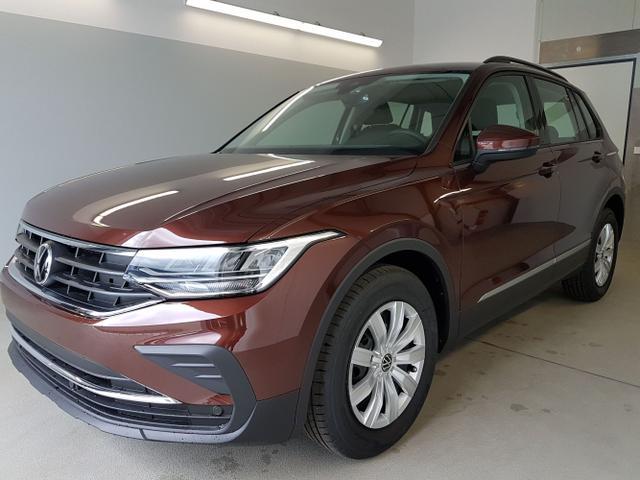 Kurzfristig verfügbares Fahrzeug, wird im Auftrag des Bestellers importiert / beschafft Volkswagen Tiguan - neues Modell Basis WLTP 1.5 TSI OPF 96kW / 130PS