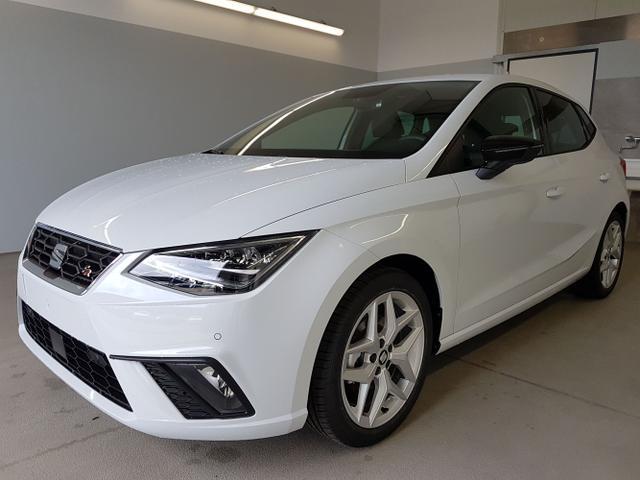 Lagerfahrzeug Seat Ibiza - FR GVL 36 Mon. WLTP 1.0 TSI DSG 81kW / 110PS