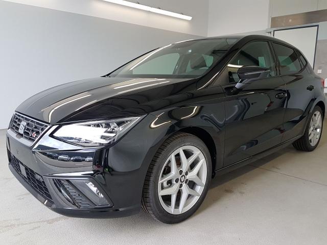 Kurzfristig verfügbares Fahrzeug, wird im Auftrag des Bestellers importiert / beschafft Seat Ibiza - FR GVL 36 Mon. WLTP 1.0 TSI DSG 81kW / 110PS