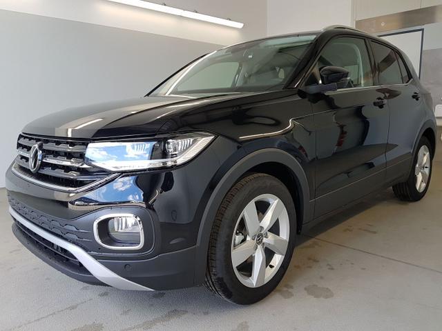Kurzfristig verfügbares Fahrzeug, wird im Auftrag des Bestellers importiert / beschafft Volkswagen T-Cross - Style WLTP 1.5 TSI DSG 110kW / 150PS