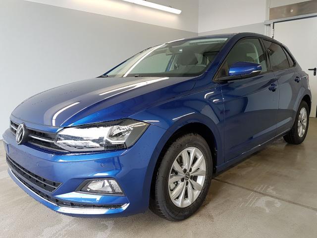 Kurzfristig verfügbares Fahrzeug, wird im Auftrag des Bestellers importiert / beschafft Volkswagen Polo - Highline WLTP 1.0 TSI DSG 81kW / 110PS