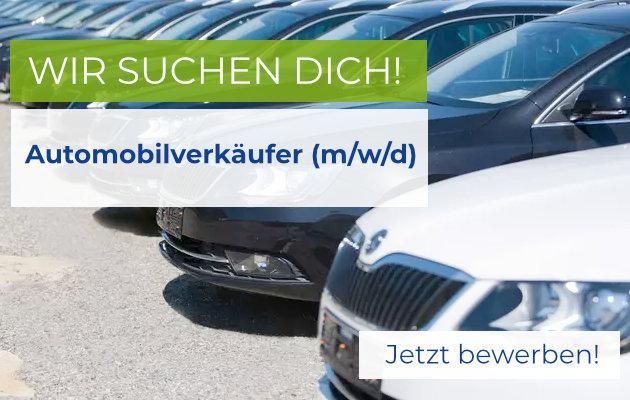 Stellenausschreibung: Automobilverkäufer (m/w/d)