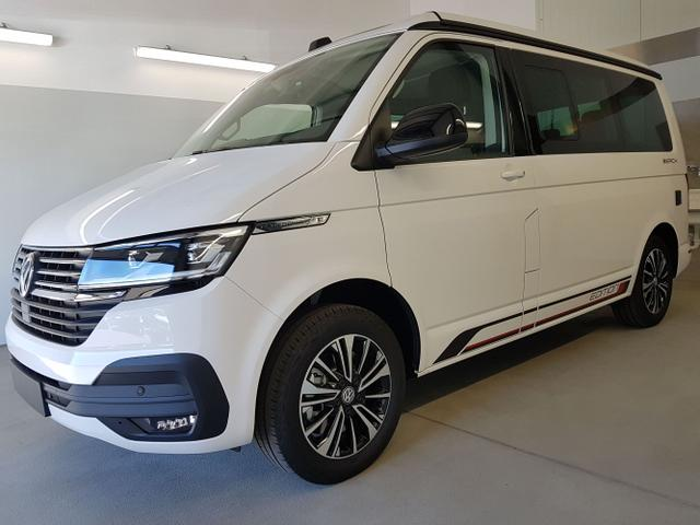 Kurzfristig verfügbares Fahrzeug, wird im Auftrag des Bestellers importiert / beschafft Volkswagen California 6.1 - Beach Tour Edition WLTP 2.0 TDI SCR BMT 110kW / 150PS