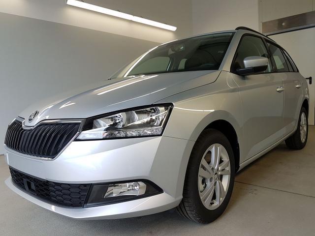 Kurzfristig verfügbares Fahrzeug, wird im Auftrag des Bestellers importiert / beschafft Skoda Fabia Combi - Ambition WLTP 1.0 TSI DSG 70kW / 95PS