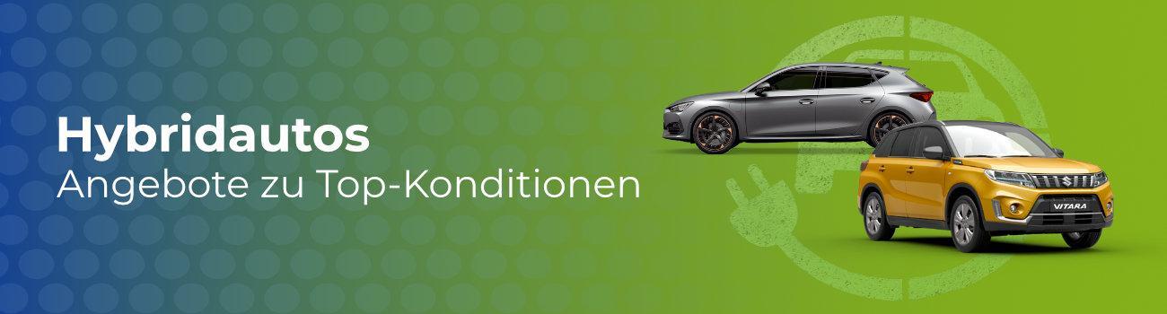 Attraktive Hybridauto Angebote bei Automarkt Dinser