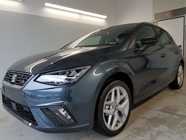 Kurzfristig verfügbares Fahrzeug, wird im Auftrag des Bestellers importiert / beschafft Seat Ibiza - FR WLTP 1.0 TSI 81kW / 110PS