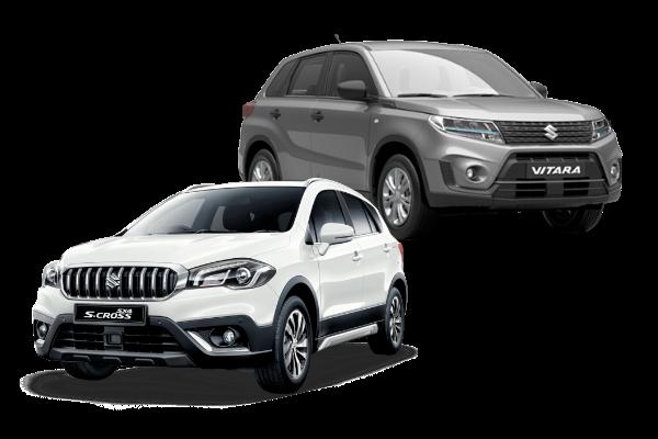 Günstige Suzuki EU-Neuwagen bei Automarkt Dinser