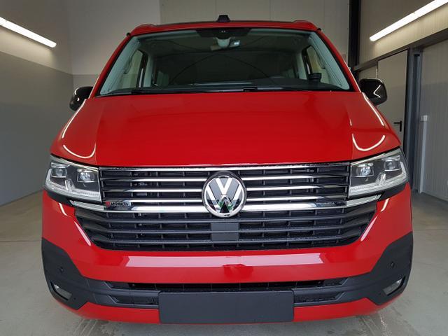 Volkswagen California 6.1 - Beach Tour Edition WLTP 2.0 TDI DSG SCR 4Motion BMT 150kW / 204PS
