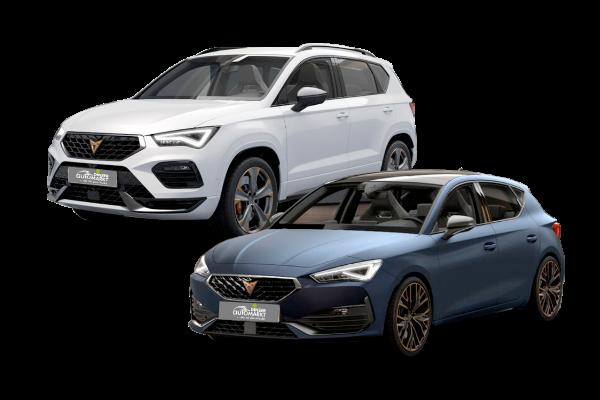 Günstige Cupra EU-Neuwagen bei Automarkt Dinser