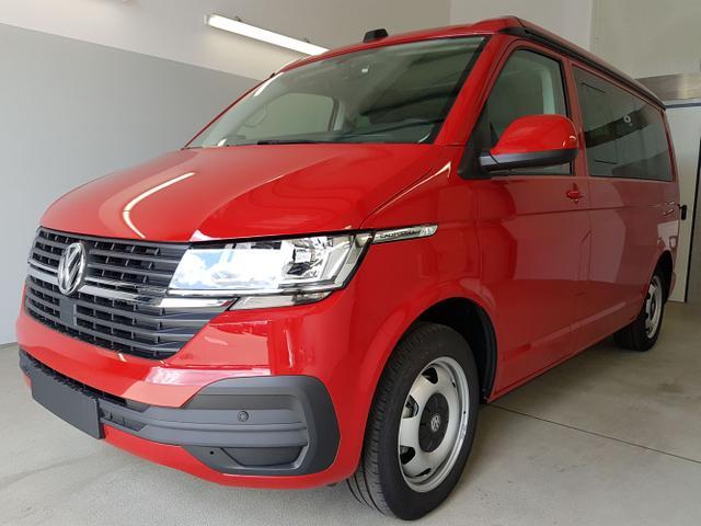 Kurzfristig verfügbares Fahrzeug, wird im Auftrag des Bestellers importiert / beschafft Volkswagen California 6.1 - Beach Camper WLTP 2.0 TDI SCR BMT 110kW / 150PS
