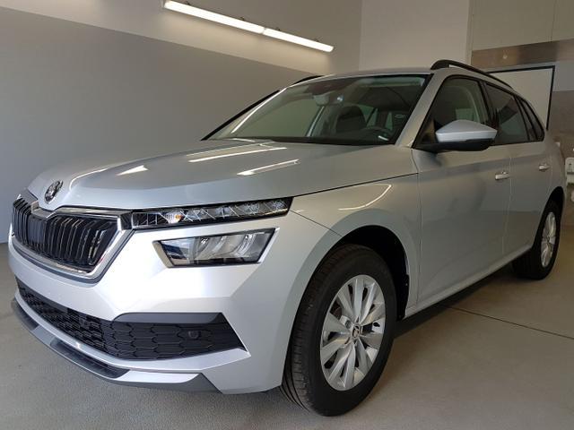 Kurzfristig verfügbares Fahrzeug, wird im Auftrag des Bestellers importiert / beschafft Skoda Kamiq - Ambition WLTP 1.0 TSI 81kW / 110PS