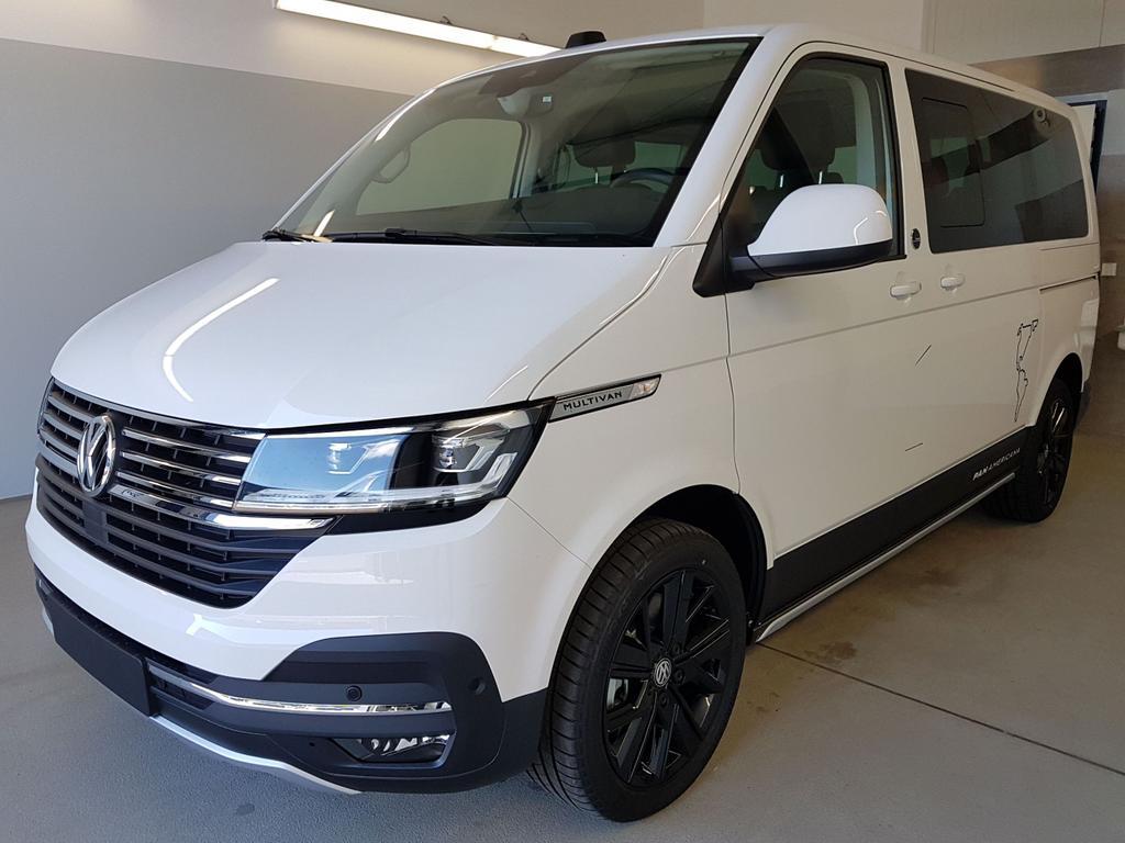 Volkswagen / T6.1 Multivan / Weiß /  /  / WLTP 2.0 TDI DSG SCR 4Motion BMT 150kW / 204PS