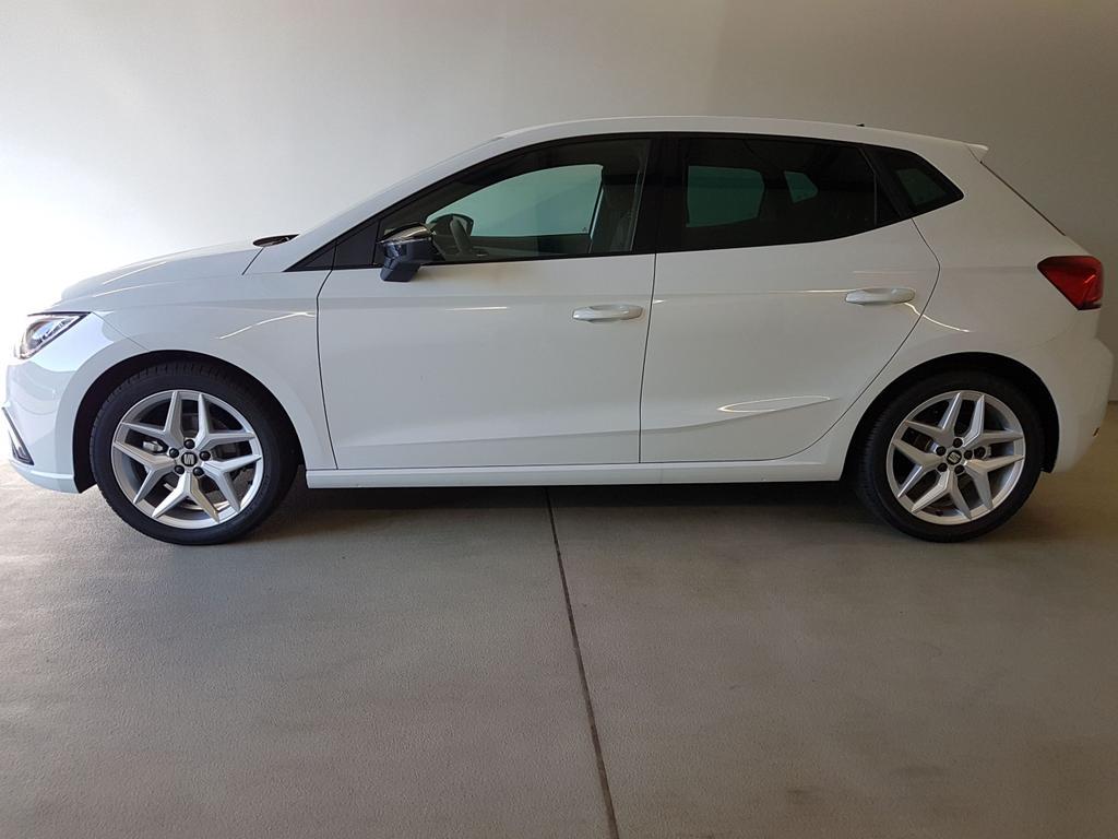 Seat / Ibiza / Weiß /  /  / GVL 36 Mon. WLTP 1.5 TSI DSG 110kW / 150PS