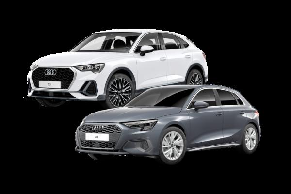 Günstige Audi EU-Neuwagen bei Automarkt Dinser