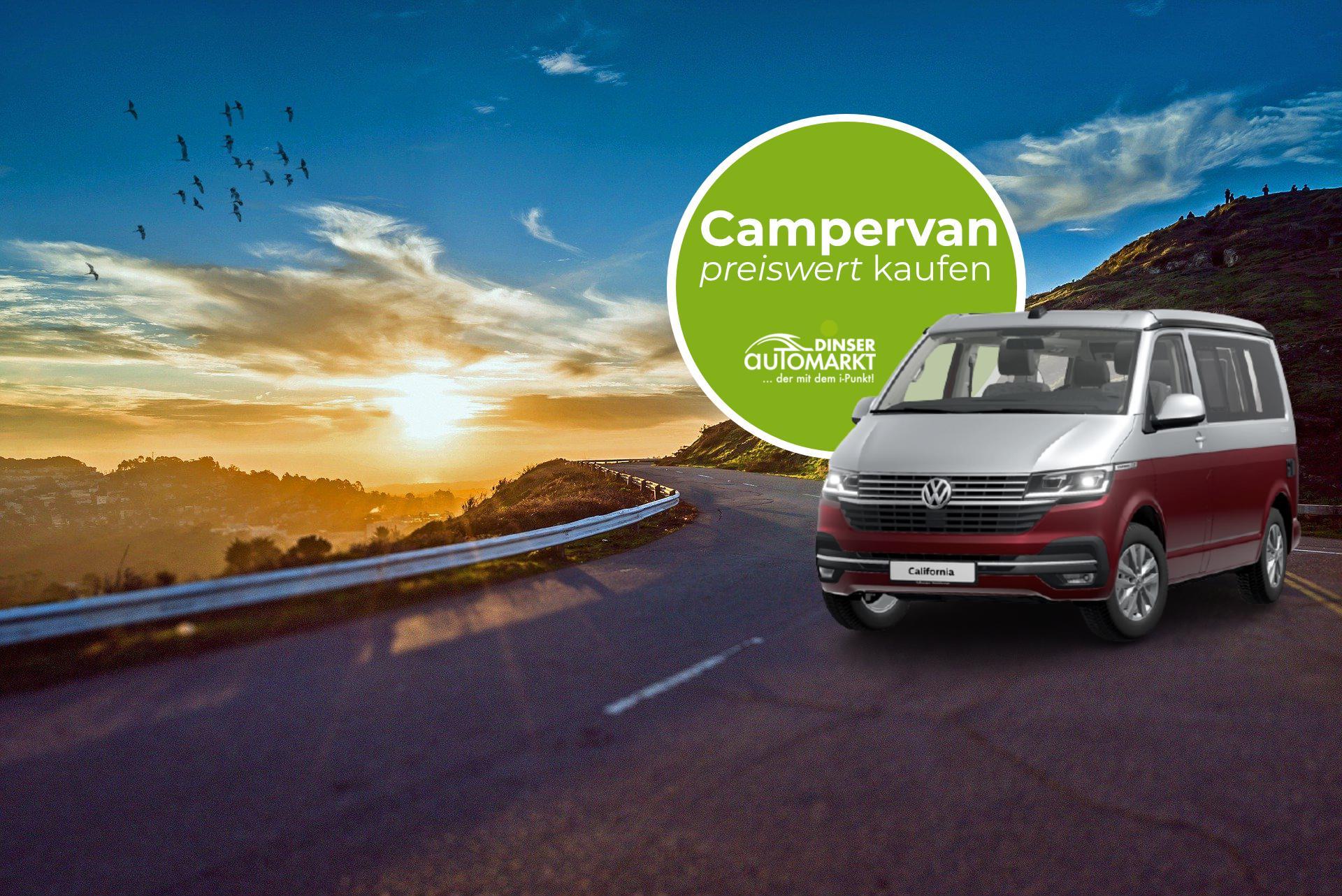Campervan bei Automarkt Dinser kaufen